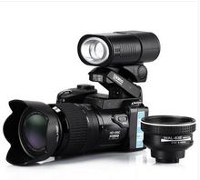 Polo 16MP D3300 Digital Camera HD Camcorder DSLR cameras digital Wide Angle Lens 21x Telephoto Lens digital camera professional