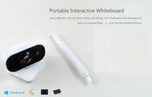 new design school portable interactive whiteboard F-35L Multi Users smart board(China (Mainland))