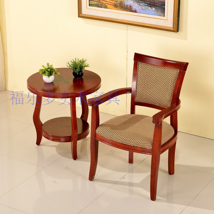 The hotel projects supporting wood furniture hotels around the living room chair hotel lounge chair lounge chair computer chair(China (Mainland))