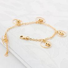 Браслеты  от golden world  jewelry для женщины, материал сплав цинка артикул 1745171758