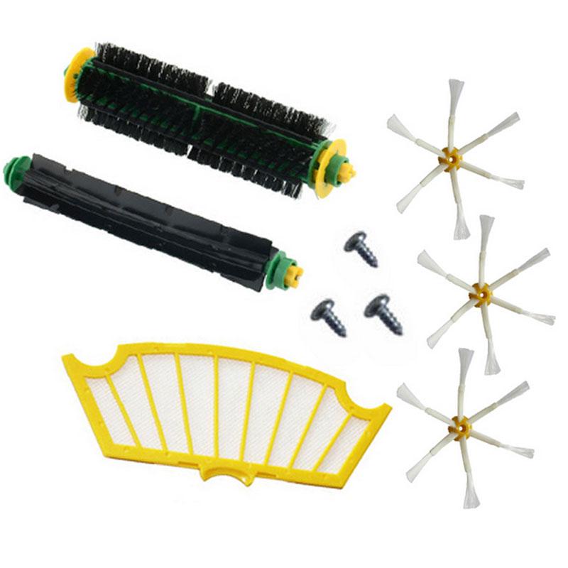 Accessory Brush for Irobot Roomba 500 Series 510 530 532 535 540 555 560 562 570 572 580 581 590 Vacuum Cleaner Parts(China (Mainland))