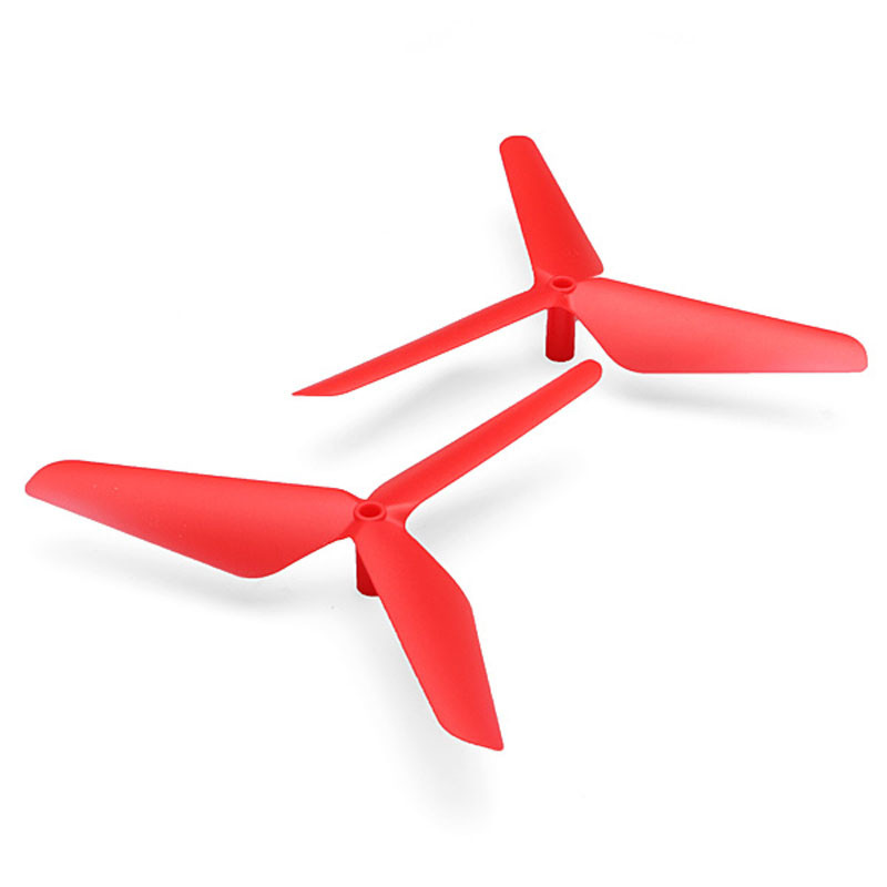 5Set Syma X5C X5 JJRC H5C 20PC 3 Blade Propeller Black & Red Syma Spare part RC toy part