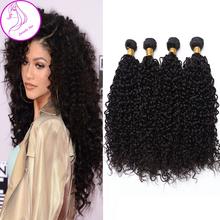 Malaysian Virgin Curly Hair 3 Pcs Cheap Kinky Curly Hair Extension Natural Wet And Wavy Malaysian Hair Human Hair Weave Bundles