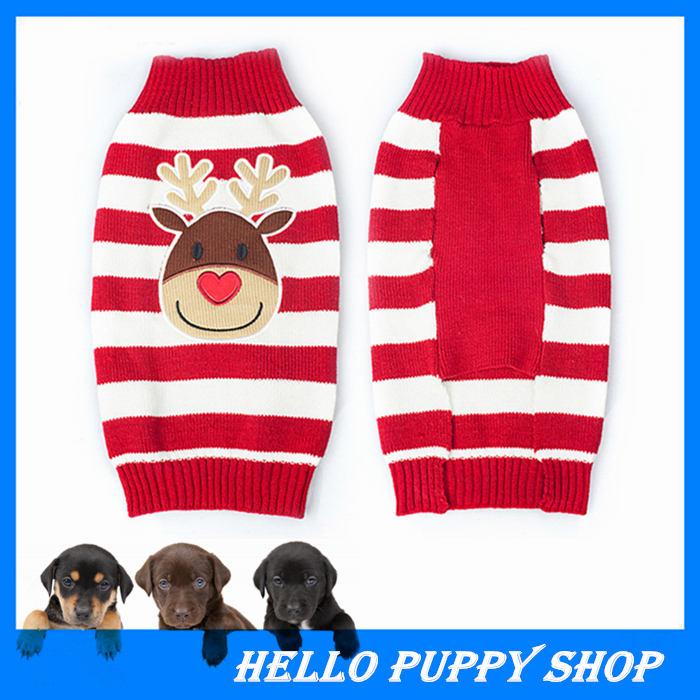 Hot Selling Sweater for Dog Pet Cat Sweater Dog Jumper Dog Clothing Small Dog Pet Clothes XXS-XXL Wholesale Retail(China (Mainland))