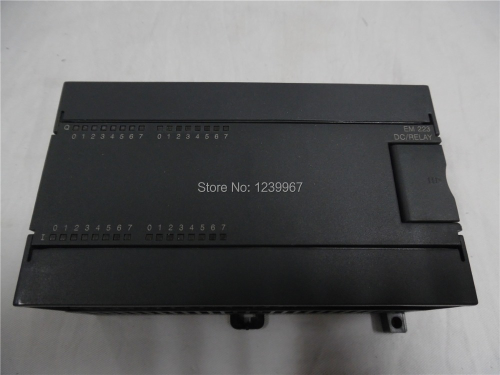 PLC DC24V 16 DI 16 DO relay EM223-C16R16 Replacement Compatible with 6ES7 223-1PL22-0XA0 Siemens Module New(China (Mainland))