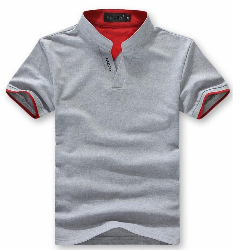 2015 New Brand Men's Polo Shirt For Men Desigual Polos Men Cotton Short Sleeve shirt sports jerseys golf tennis Plus Size 3XL(China (Mainland))
