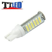 100X T10 7014 20SMD W5W led 12V DC Reading Light  Indicator Lamp Car Automotive Led License Plate Lightst #TB69 (China (Mainland))