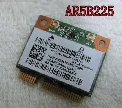 NEW WIFI + Bluetooth 4.0 for Atheros AR5B225 AR9485 for Lenovo G400 G400S G500 G500S B490 M490 G405 G505 U415 Wireless Card(China (Mainland))
