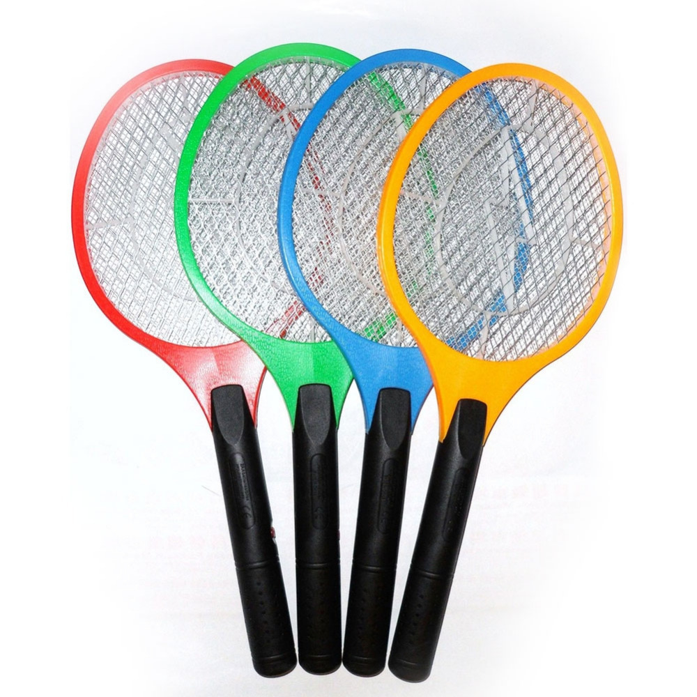 1 pcs Rechargeable Electric Insect Bug Bat Wasp Mosquito Zapper Swatter Racket anti mosquito killer Electric  Mosquito Swatter(China (Mainland))
