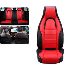 Buy Yuzhe Leather car seat covers Volkswagen 4 5 6 7 vw passat b5 b6 b7 polo golf mk4 tiguan jetta touareg accessories styling for $306.60 in AliExpress store