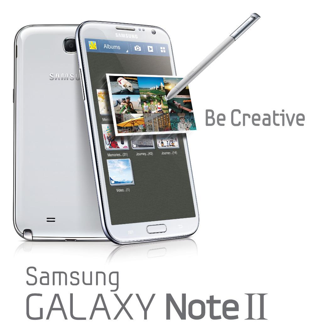 Samsung Галактика Примечание 2 n7100 оригинальный