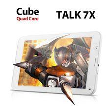 7″ Cube Talk 7X U51GT-C4 Quad Core 3G Phone Android 4.2 Tablet PC Dual SIM  8GB #53697