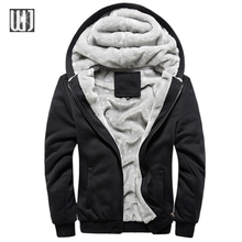2016 New Fashion Winter&Autumn Men's Brand Hoodies Sweatshirts Casual Sports Male Hooded Jackets And Coats Fleece Tracksuit Men