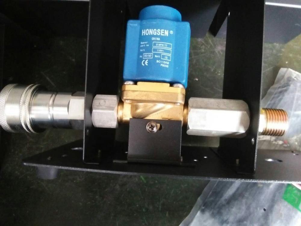 Электроклапан для со2 своими руками