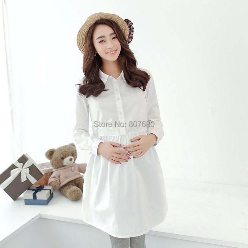 Блузки и Рубашки для беременных Other  YQ939