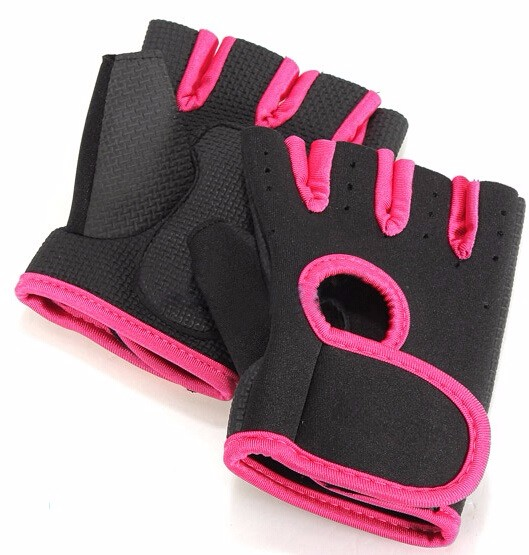 FS Hot Men & Women Gym Glove Fitness Training Exercise Body Building Workout Weight Lifting Gloves Half Finger