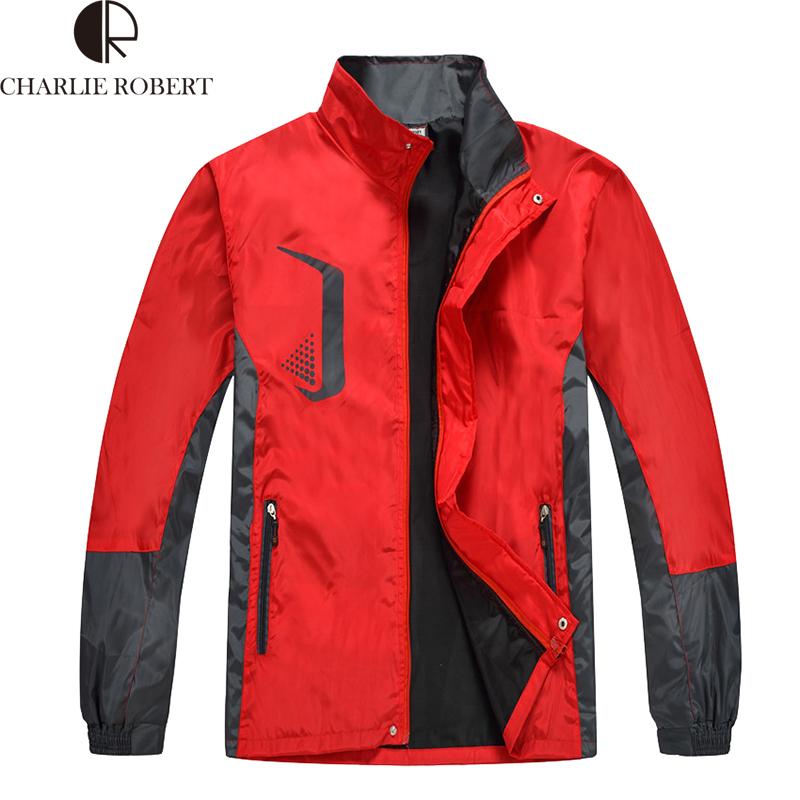 2016 Spring New Design Men Jacket Hot Sale Men's Coat Thin Jacket Overcoat For Men Casual Outdoor Sportswear Wholesale(China (Mainland))