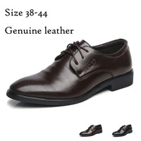 2015 New oxford shoes for men 100% Genuine leather real cow leather shoes Top quality dress shoes brand men oxford free shipping