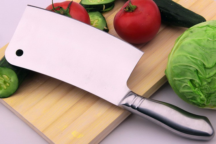 Buy 2016 High Quality Kitchen Knives 10'' inch Stainless Steel 7Cr13 As 440C Top Grade Sharp Slicing Fileting Knife Chef Knife Knife cheap