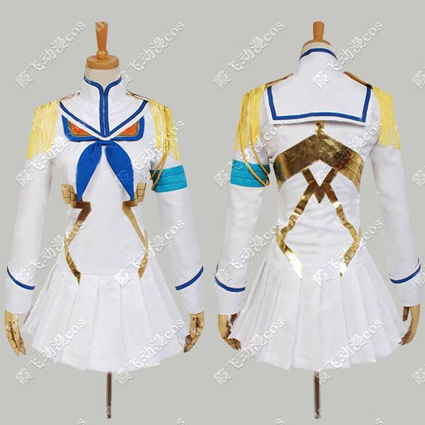 Kill la Kill Satsuki Kiryuin cos uniform Cosplay Costume Halloween costumeОдежда и ак�е��уары<br><br><br>Aliexpress