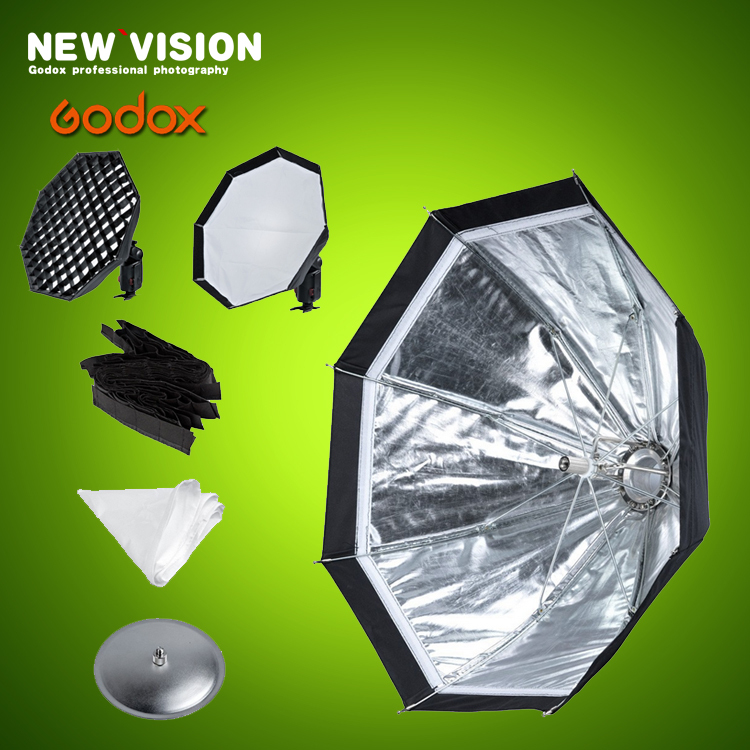 Godox AD-S7 multi-funcional grade Softbox para o flash WITSTRO AD-180 AD-360(China (Mainland))