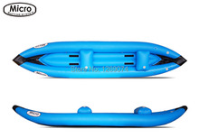 Micro Rafting Systems Double boat Canoe (China (Mainland))