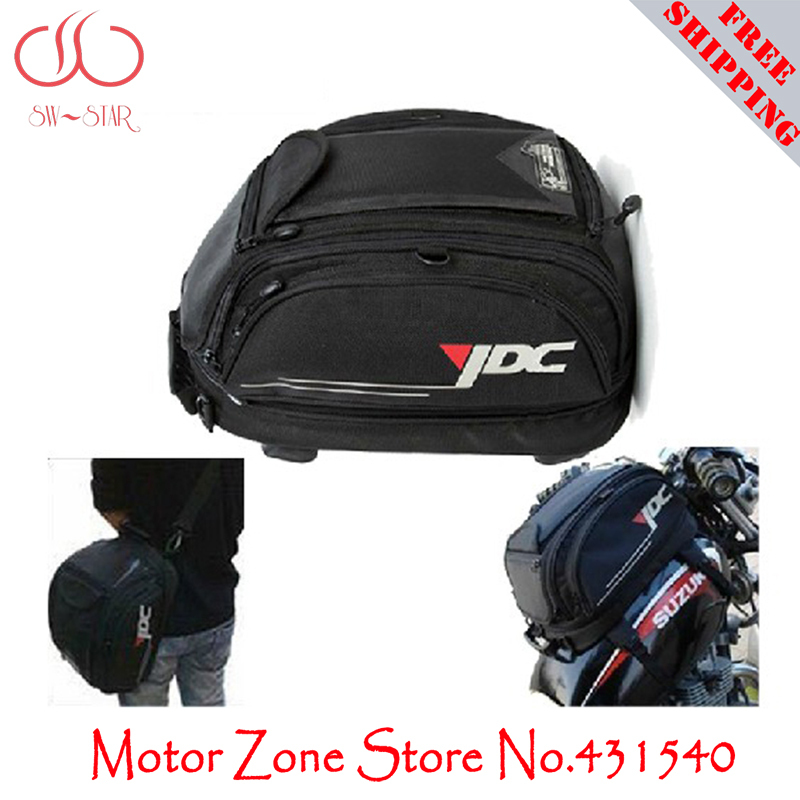 YDC YB-0909 large capacity 30L motorcycle waterproof saddle bag back seat bag motorcycle top case tank bag R04(China (Mainland))