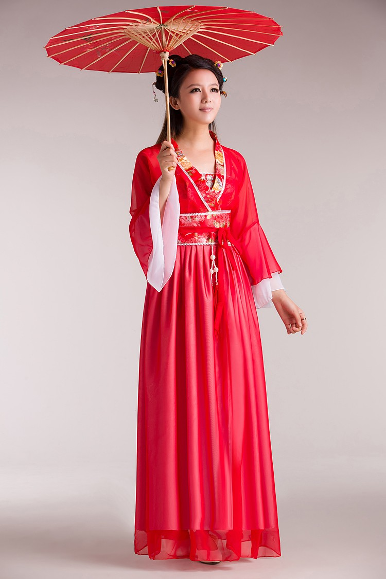 DB23759 ancient chinese costume-23