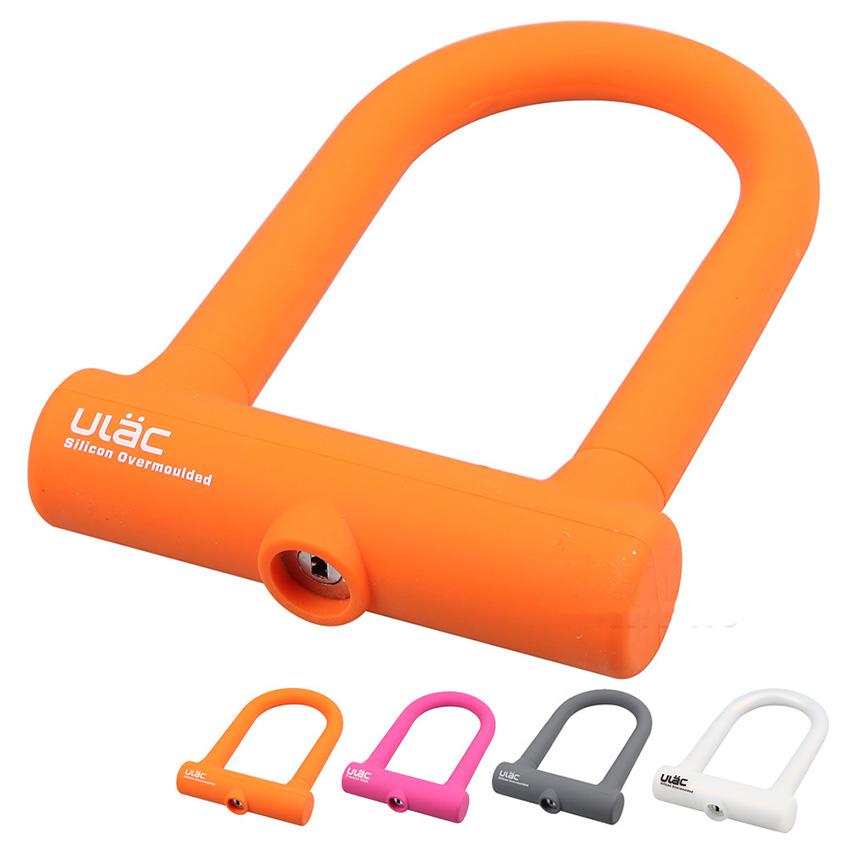 bicycle u lock mountain bike lock fixed gear motorcycle anti theft security bike cycle lock in. Black Bedroom Furniture Sets. Home Design Ideas