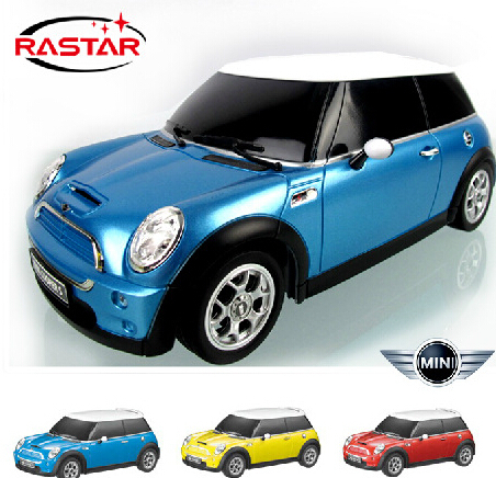buy free shipping kids toys rastar 1 24 scale remote control car medium mini. Black Bedroom Furniture Sets. Home Design Ideas