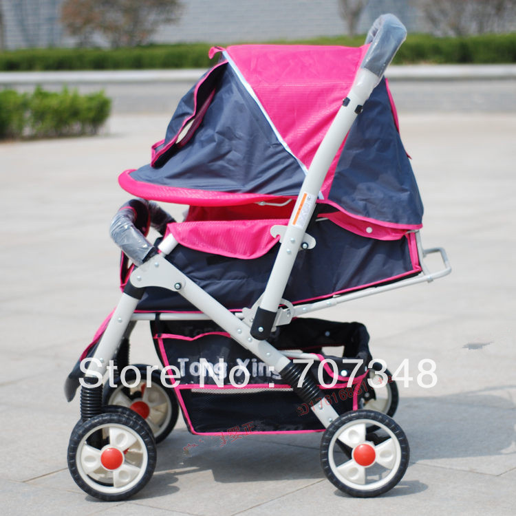6 Colors for Your Choice,Net Weight 9.5kg,Fashion and Popular Stroller Baby Car,Comfortable Baby Carriage Car,Kids Cute Baby Car<br><br>Aliexpress