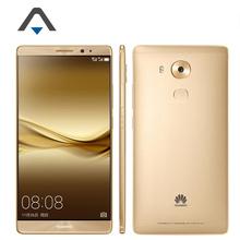 Original HuaWei Mate 8 4G LTE Cell Phone 6.0″ FHD 1920X1080 Kirin 950 Octa Core 4 RAM 128G ROM 16MP Android 6.0 Fingerprint NFC