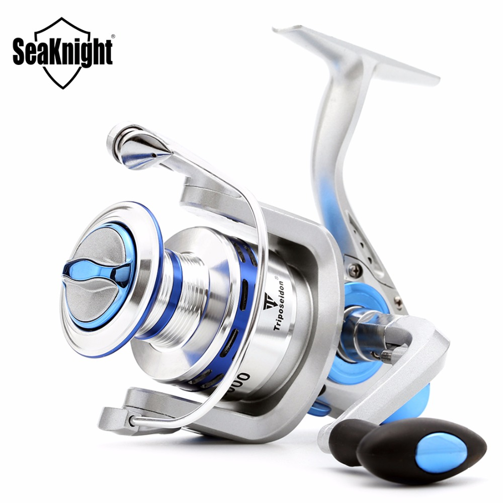 Best Supplier ! Metal Saltwater Spinning Fishing Reel 5000 Series Feeder Bass Carp Fishing Gear Tackle Coil Wheel + Spare Spool(China (Mainland))