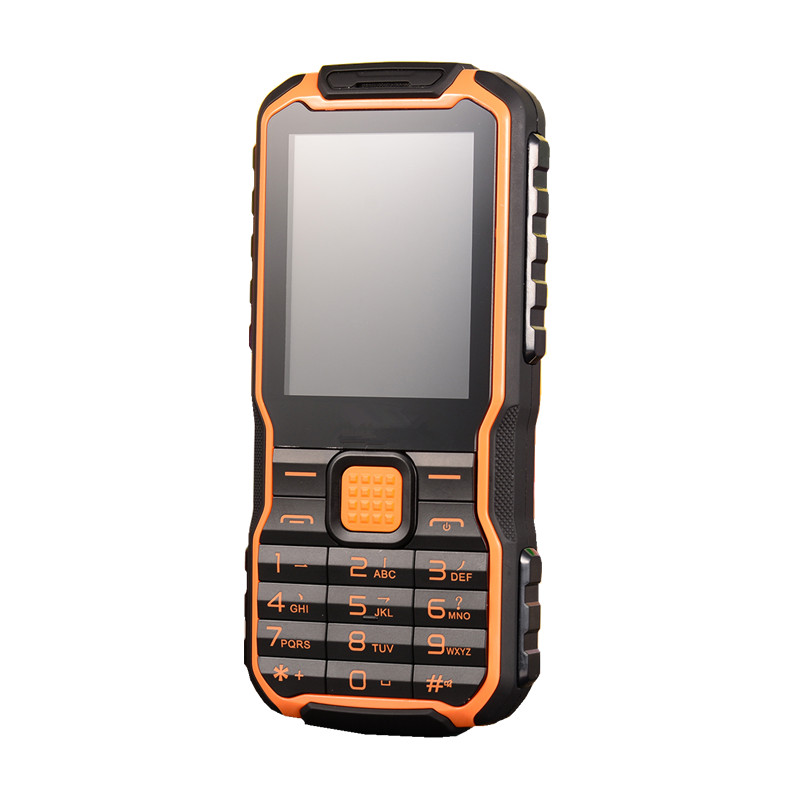 Quality Rugged Outdoor Mobile Phone T99 Shockproof Dustproof Long Standby Dual SIM Loud Sound Old Man Cell Phone Russian(China (Mainland))