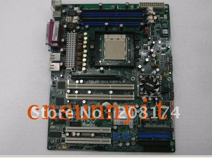 Desktop Motherboard for K8N-LR Free shipping(China (Mainland))