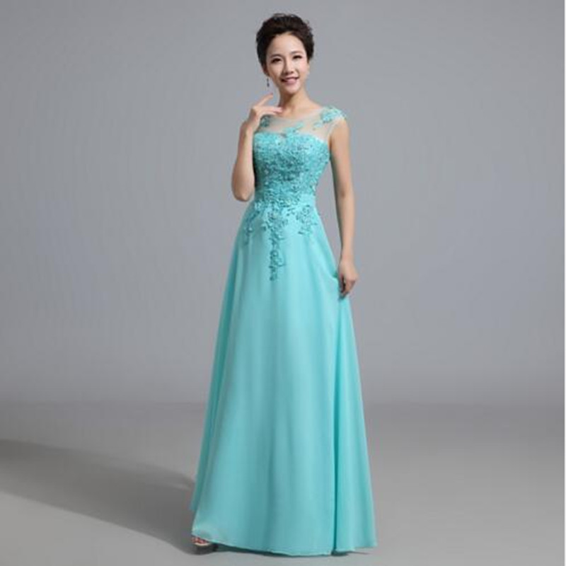 2016 cheap long lace red light pink aqua ice blue ice blue for Ice blue wedding dress