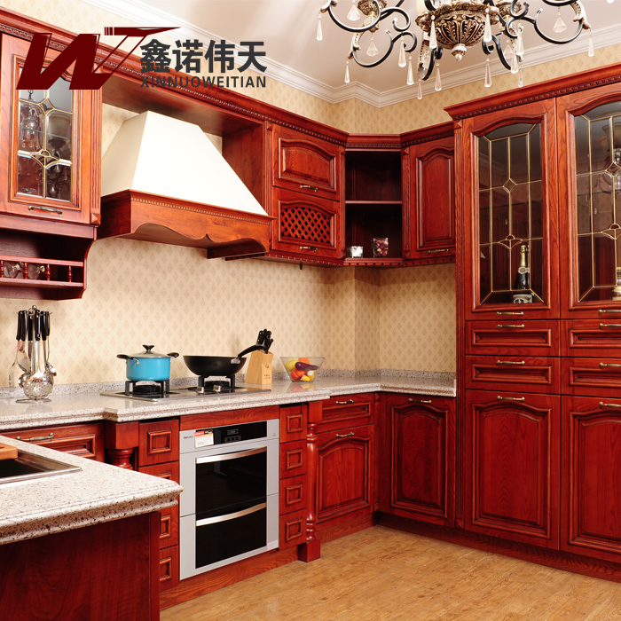 ash-solid-wood-kitchen-cabinet-door-fashion-customize ...