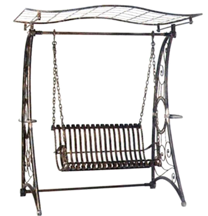 Wrought Iron Furniture Wrought Iron Outdoor Furniture Rattan Chair Swing Ch