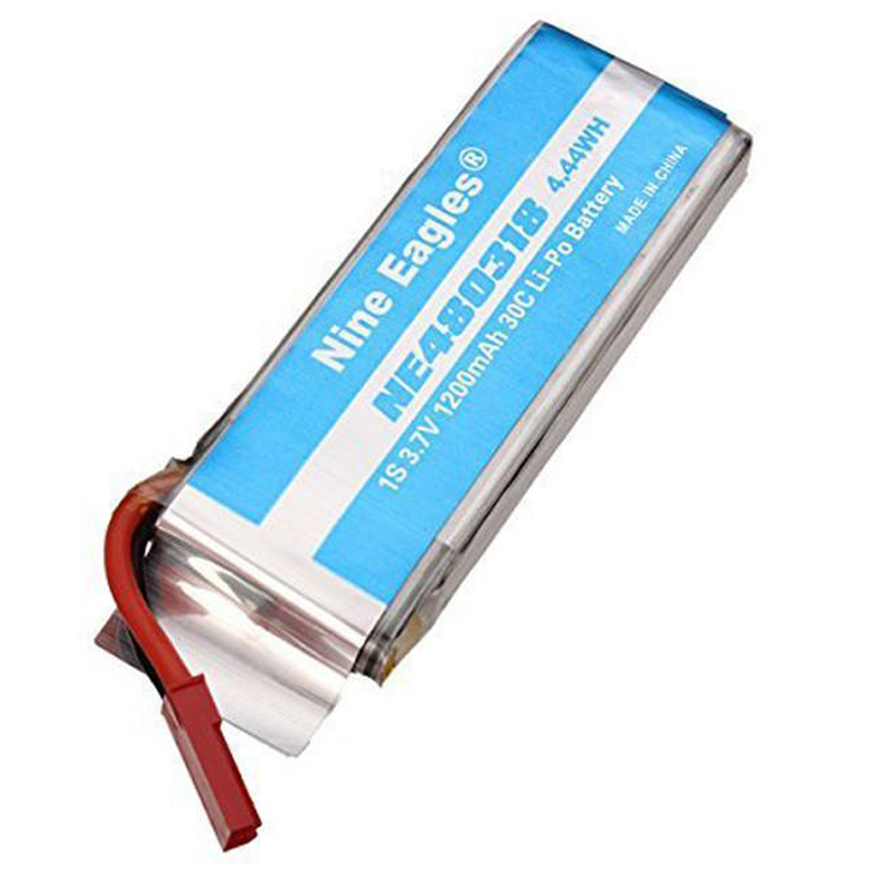 4Pcs RC Drone withe camera wholesale Nine Eagle Galaxy Visitor 3 3.7V 1200mAh 30C Battery Free shipping<br><br>Aliexpress
