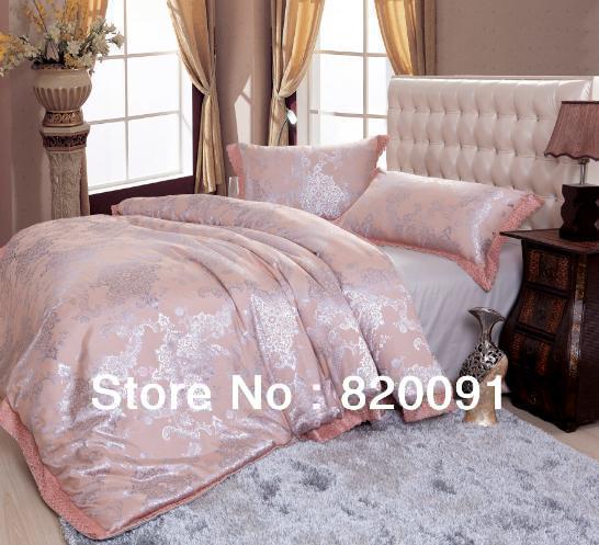 compare prices on pink gold bedding online shopping buy low price pink gold bedding at factory. Black Bedroom Furniture Sets. Home Design Ideas