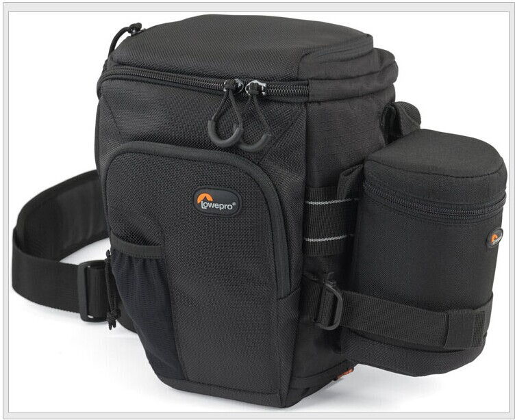 Lowepro Toploader Pro 65 AW 65AW Holster DSLR Camera Photo Shoulder Bag for Canon Nikon Waterproof + RainCover<br><br>Aliexpress