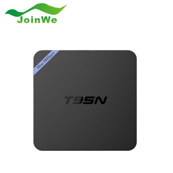 New T95N Mini M8S Pro m8spro Android 5.1 TV Box S905 Quad Core Bluetooth Wifi Kodi16.0 2G 8G Memory Smart Set top Box Emmc DDR3
