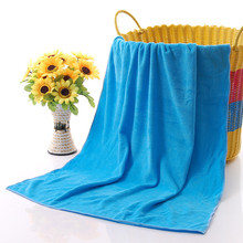 1pc 60cmx120cm Microfiber Beach Towel Drying Compact Travel Sports Camping Swiming Bath Body Towels High Quality Multi-use Towel
