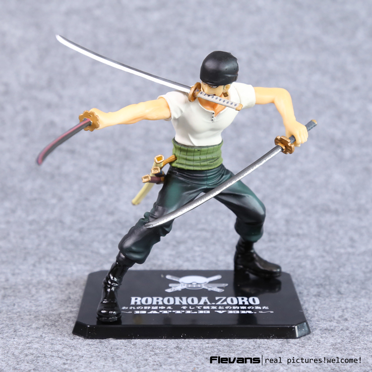 Figuarts ZERO One Piece Roronoa Zoro Battle Ver. PVC Action Figure Collectible Model Toy 12cm OPFG483<br><br>Aliexpress