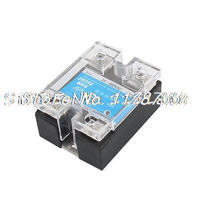 Temperature Controller 3-32VDC / 24-480VAC JGX 60A DC-AC Solid State Relay(China (Mainland))