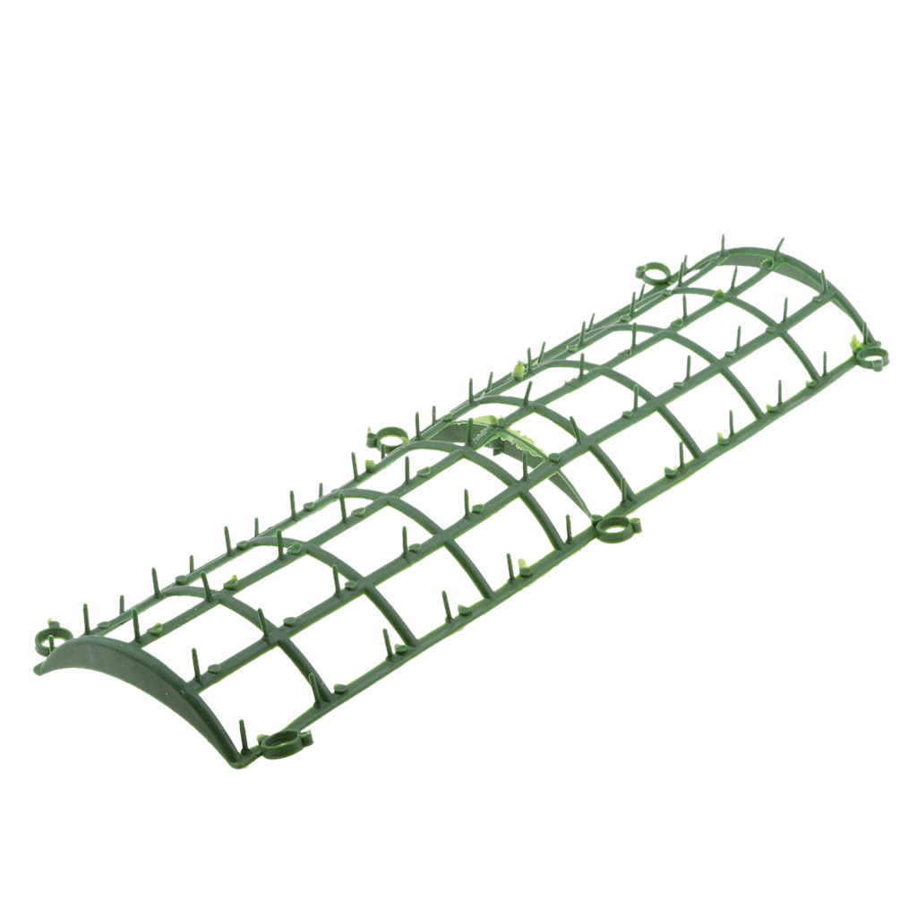 Flower Mat Patio Hedge Plant Grass Lawn Turf Plastic Panel Holder