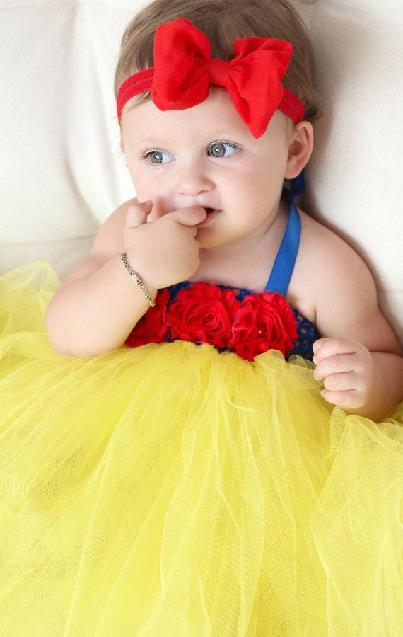Snow White Baby Communion Dresses Baby Tutu Dress For Baby Girls Wedding Party Vestidos Toddler First Birthday Clothing(China (Mainland))