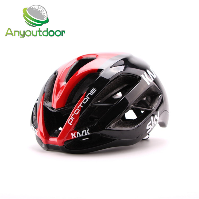 Anyoutdoor Cycling Helmet Sky Kask Protone Paul Smith Adjustable Bicycle Bike Unisex ultralight 12 colours M/L 54-61CM(China (Mainland))
