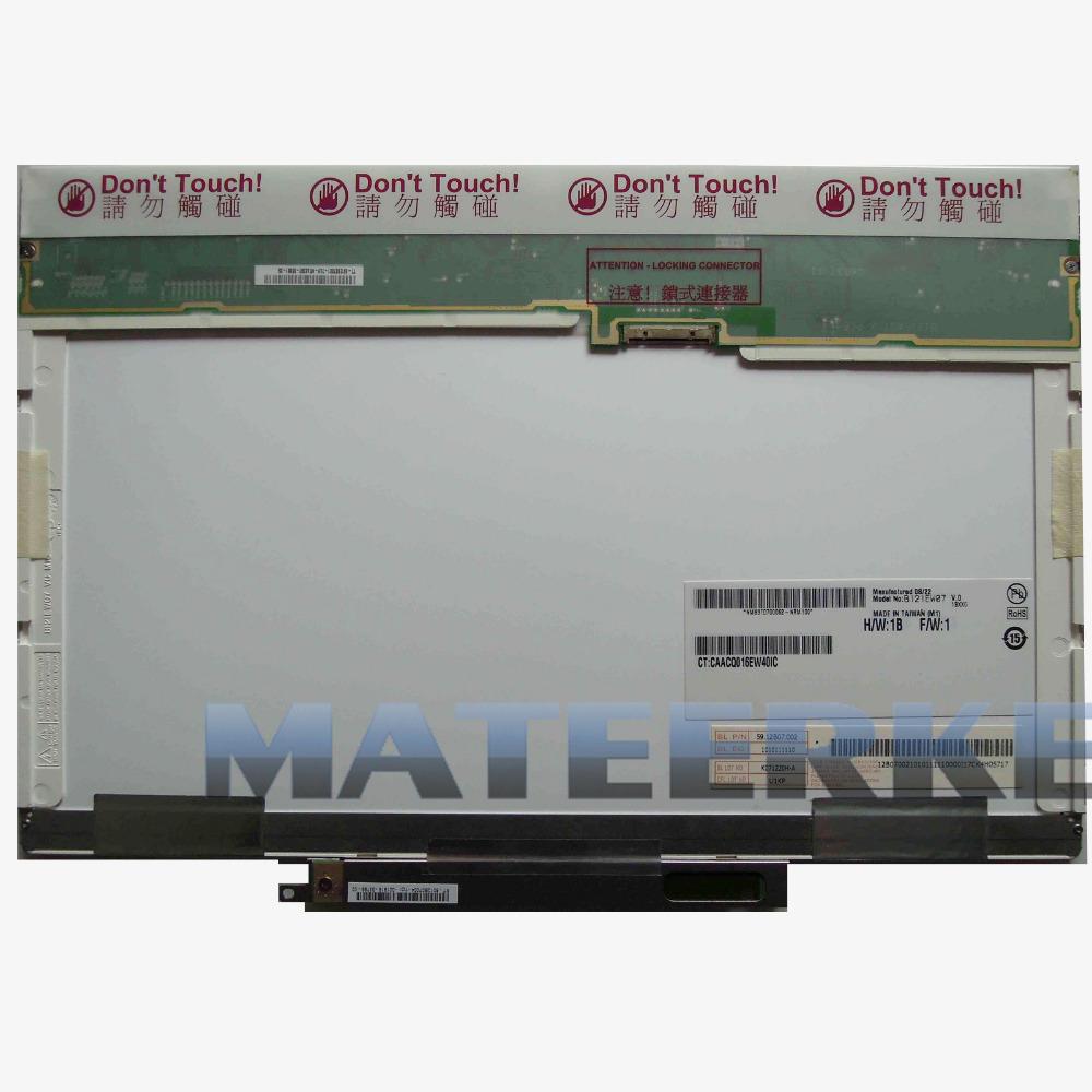 Laptop lcd led screen LTD121EW7V For HP EliteBook 2530P 12.1 WXGA Display<br><br>Aliexpress