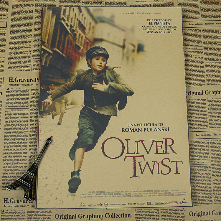 Oliver Twist Diary Entry